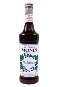 XAROPE FRANCÊS MONIN CASSIS BLACKCURRANT 750ML