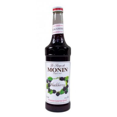 XAROPE FRANCÊS MONIN AMORA BLACKBERRY 700ML